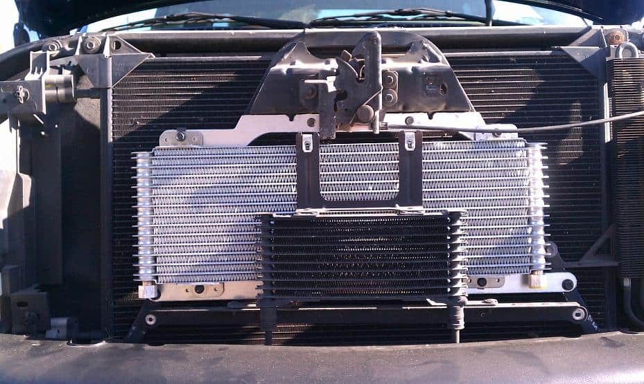 Best 4l60e Transmission Cooler - CPT 4l60e