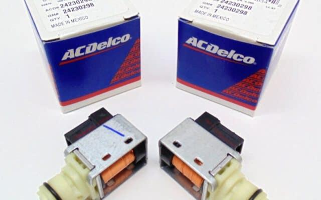 4l60e Shift Solenoids - CPT 4l60e