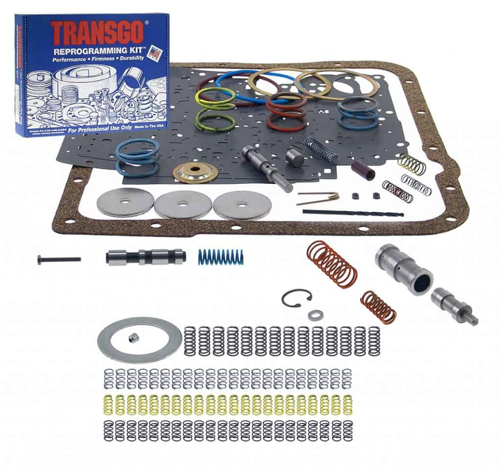 TransGo HD2 4l60e Shift Kit - CPT 4l60e