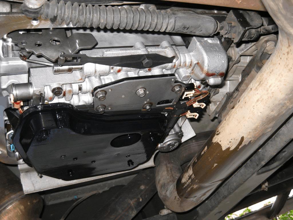 4l60e Transmission Filter Replacement & Service - CPT 4l60e